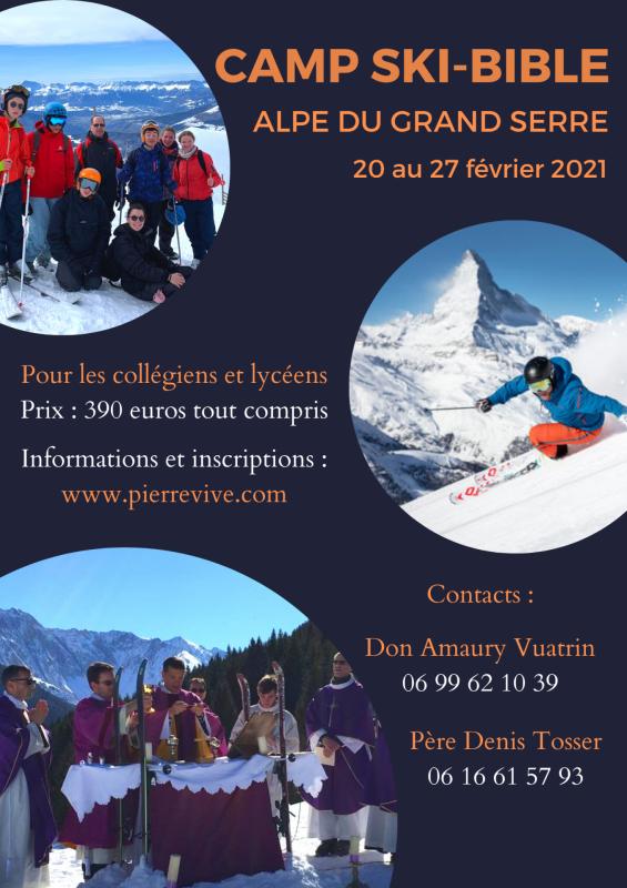 Camp ski 2021