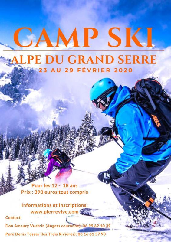 Camps ski 2020